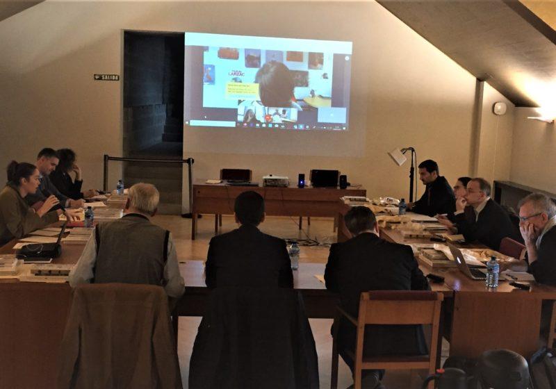 comite directivo del proyecto cultural europeo interregional
